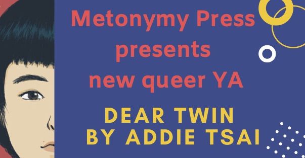 Metonymy Press - Dear Twin