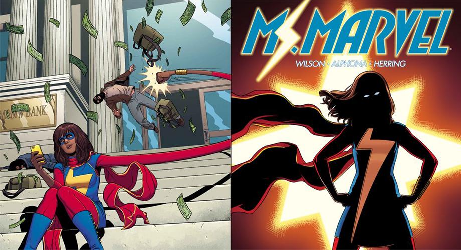 Ms Marvel An Ordinary Superhero
